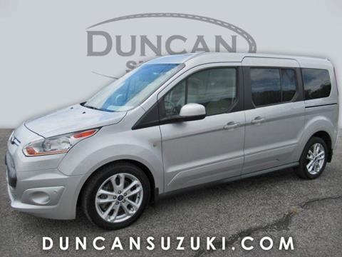 2015 Ford Transit Connect Wagon for sale in Pulaski, VA
