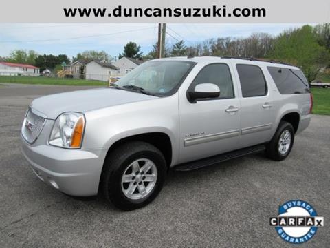 2010 GMC Yukon XL for sale in Pulaski, VA