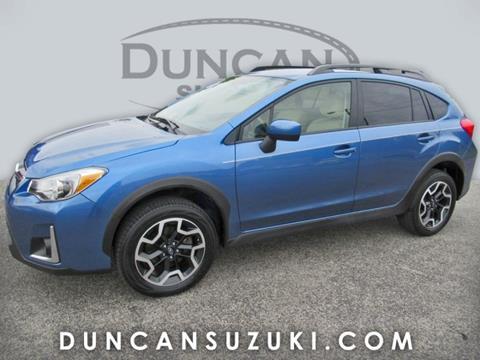 2017 Subaru Crosstrek for sale in Pulaski VA