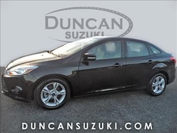 2014 Ford Focus for sale in Pulaski, VA