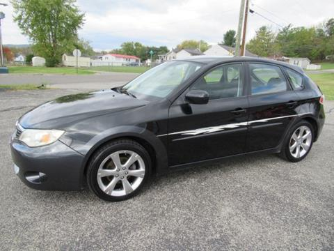 2008 Subaru Impreza for sale in Pulaski, VA