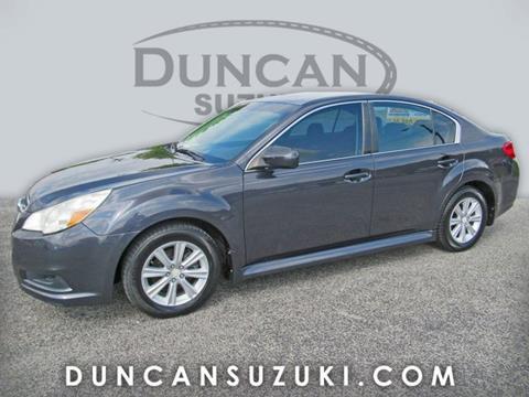 2010 Subaru Legacy for sale in Pulaski VA