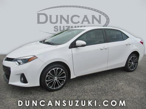 2014 Toyota Corolla for sale in Pulaski, VA