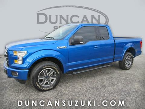 2016 Ford F-150 for sale in Pulaski, VA