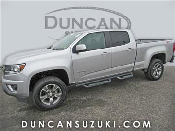 2015 Chevrolet Colorado for sale in Pulaski VA