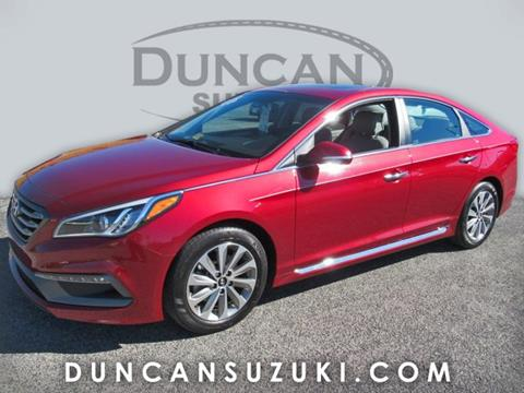 2016 Hyundai Sonata for sale in Pulaski VA