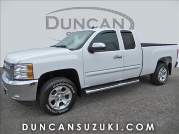 2012 Chevrolet Silverado 1500 for sale in Pulaski, VA