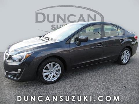 2016 Subaru Impreza for sale in Pulaski, VA