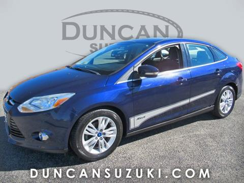 2012 Ford Focus for sale in Pulaski VA