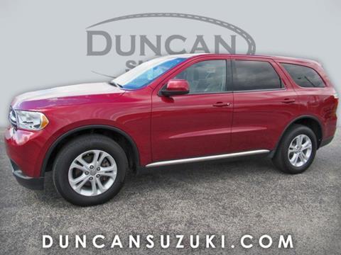 2013 Dodge Durango for sale in Pulaski VA