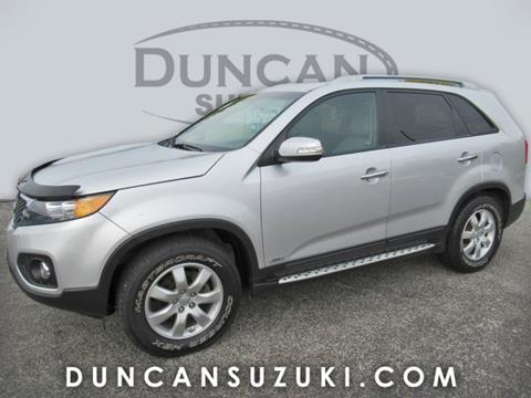 2012 Kia Sorento for sale in Pulaski, VA