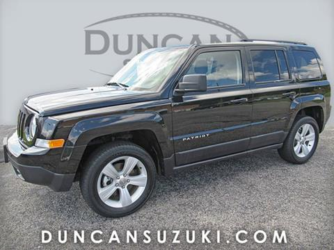2016 Jeep Patriot for sale in Pulaski VA