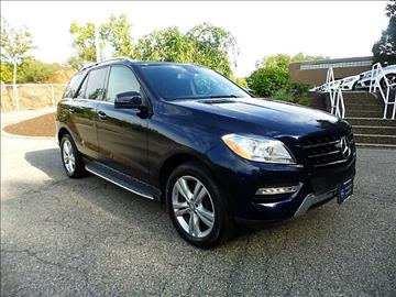 2014 mercedes benz m class for sale mcdonough ga for Mercedes benz goldens bridge ny