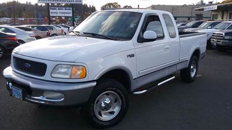 1997 Ford F-150 for sale in Eugene, OR