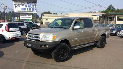 2006 Toyota Tundra for sale in Eugene, OR