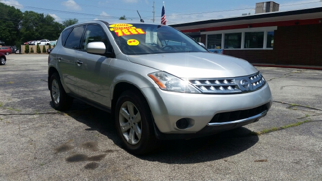 2006 Nissan Murano AWD S 4dr SUV - Elkhart IN