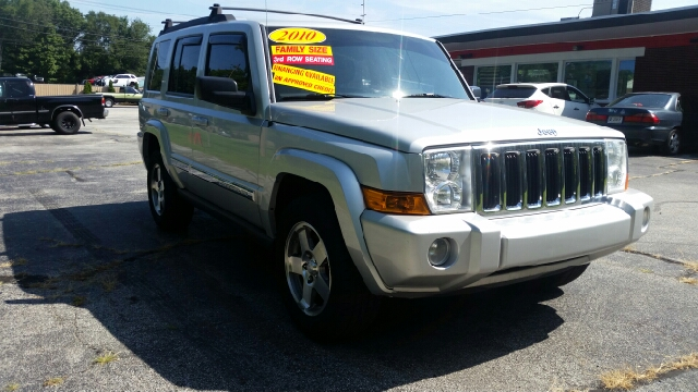 2010 Jeep Commander 4x2 Sport 4dr SUV - South Bend IN
