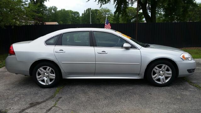 2011 Chevrolet Impala LT Fleet 4dr Sedan w/2FL - Elkhart IN