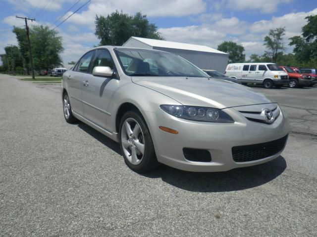 2008 mazda mazda6 i sport value edition 4dr sedan 2 3l i4. Black Bedroom Furniture Sets. Home Design Ideas