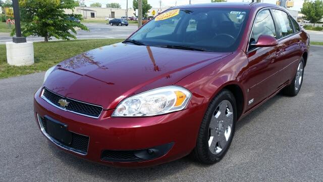 2007 Chevrolet Impala SS 4dr Sedan - Elkhart IN