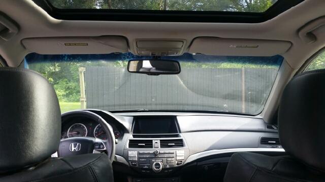 2008 Honda Accord EX-L 4dr Sedan 5A w/Navi - South Bend IN