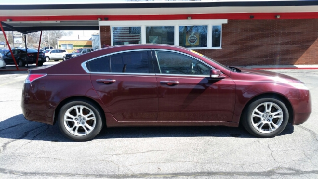 2010 Acura TL 4dr Sedan w/Technology Package - South Bend IN