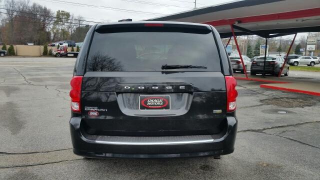 2013 Dodge Grand Caravan SE 4dr Mini Van - Elkhart IN