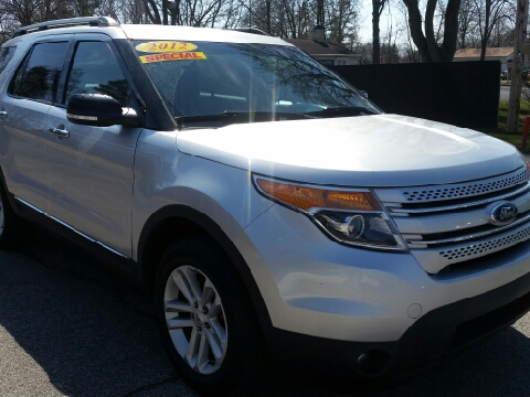 2012 Ford Explorer for sale in South Bend, IN