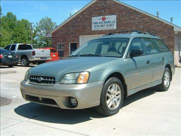 2003 Subaru Outback for sale in Grain Valley, MO