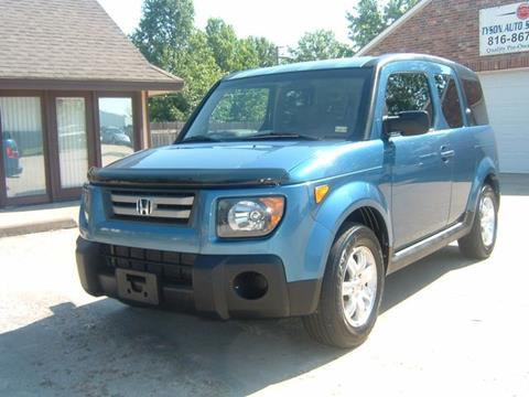 2007 Honda Element for sale in Grain Valley, MO