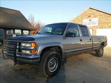 2000 Chevrolet C/K 3500 Series for sale in Grain Valley, MO