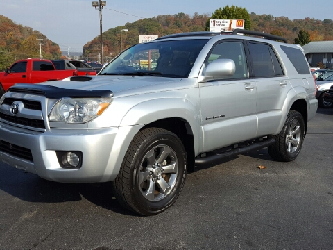 Toyota 4runner For Sale Knoxville Tn Carsforsale Com