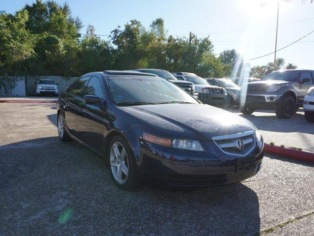 2006 ACURA TL AT royal blue pearl brake assistfront wheel driverear defrost4-wheel abscd play
