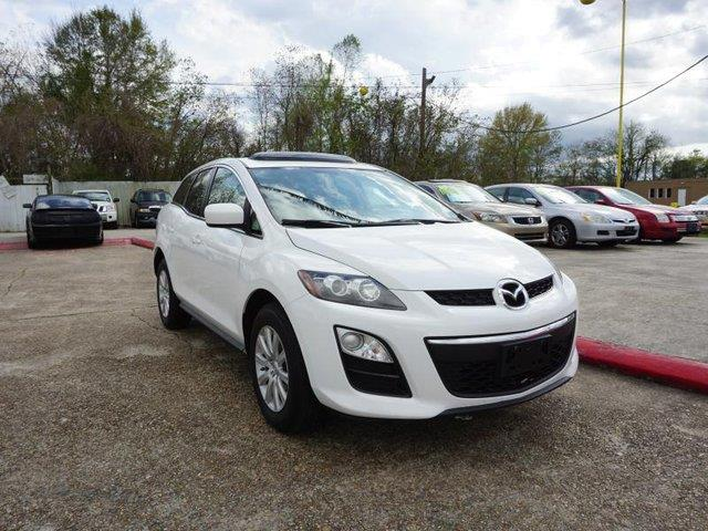 2011 MAZDA CX-7 I TOURING 4DR SUV crystal white pearl brake assiststability controltire pressur