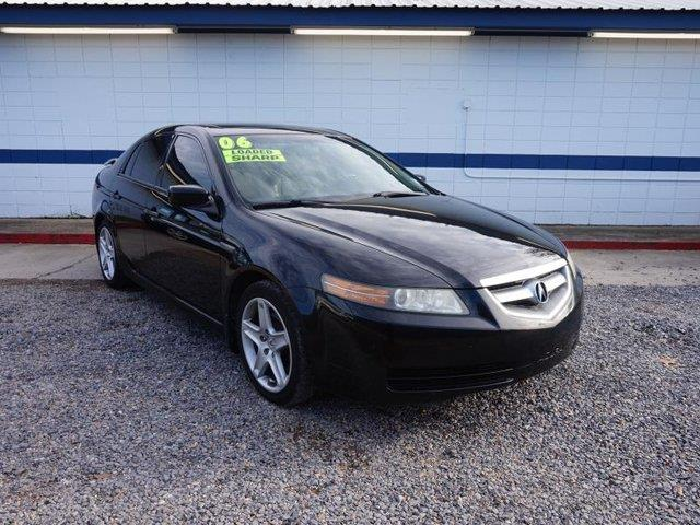 2006 ACURA TL AT NAVIGATION SYSTEM black passenger air bag onoff switchcd playercruise control