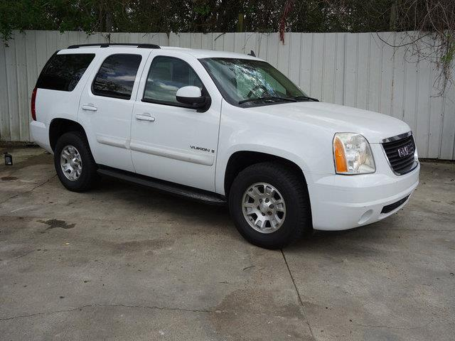 2007 GMC YUKON 1500 SLE 2WD summit white passenger air bagpassenger air bag onoff switchacam