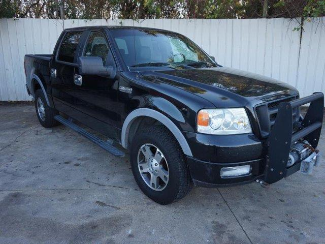 2005 ford f 150 supercrew 139 fx4 4wd in baton rouge la. Black Bedroom Furniture Sets. Home Design Ideas