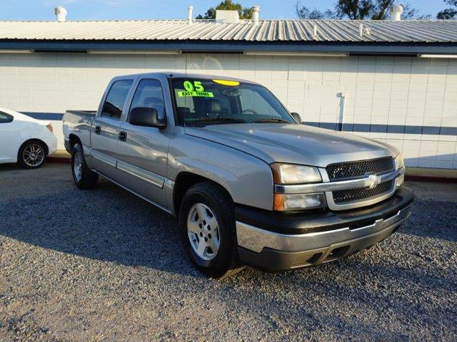 2005 CHEVROLET SILVERADO 1500 1500 1435 WB LS silver front reading lampsvehicle anti-theft syst