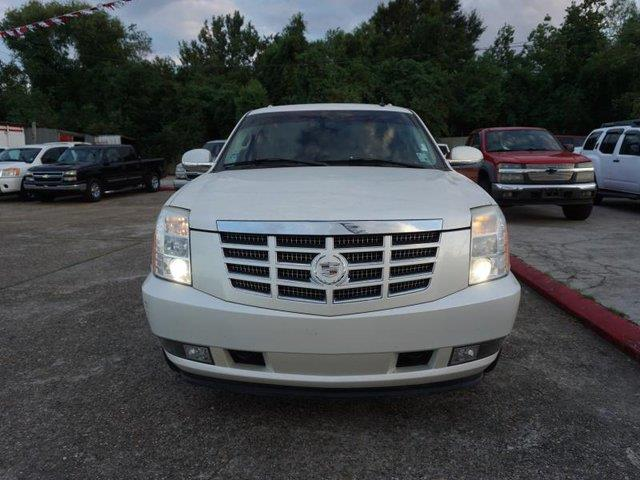 2008 CADILLAC ESCALADE BASE 4DR SUV white diamond tintcoat power door locksdaytime running light