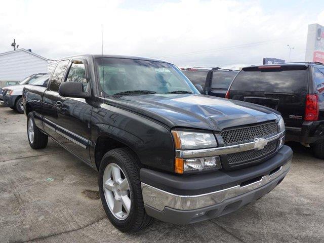 2003 CHEVROLET SILVERADO 1500 1500 1435 WB 4WD granite amfm stereopassenger air bagdriver air