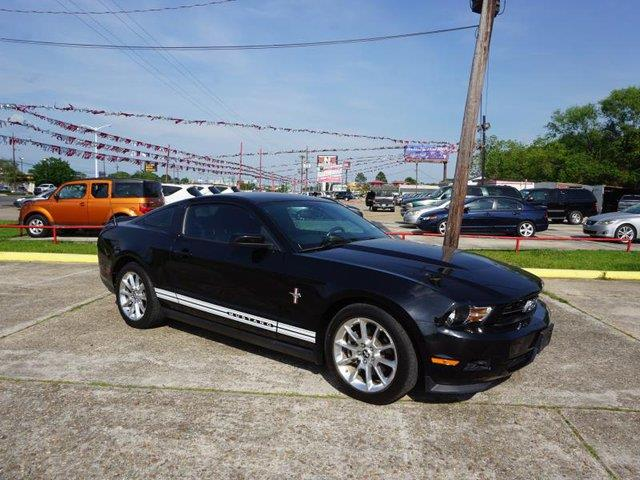 2011 FORD MUSTANG V6 2DR COUPE black driver air bagpassenger air bagpassenger air bag onoff sw