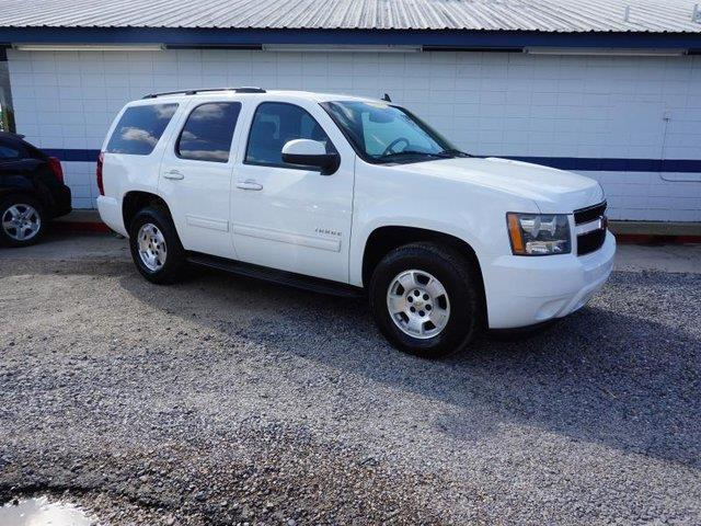 2010 CHEVROLET TAHOE LS 4X2 4DR SUV summit white heated exterior driver mirrorauto-off headlight
