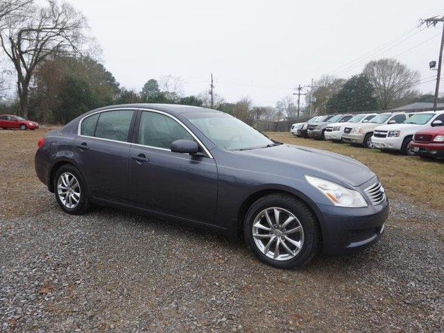2008 INFINITI G35 X AWD 4DR SEDAN blue slate remote trunk releaseemergency trunk releasetransmi