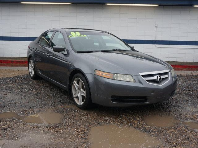 2005 ACURA TL AT abyss blue pearl cruise controlkeyless entrysteering wheel audio controlspowe