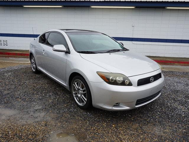 2008 SCION TC silver cruise controlfront wheel drivekeyless entrypower driver mirrorpower til