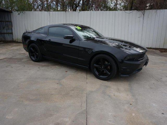 2010 FORD MUSTANG GT 2DR COUPE black driver air bagfront head air bagac4-wheel abscruise con