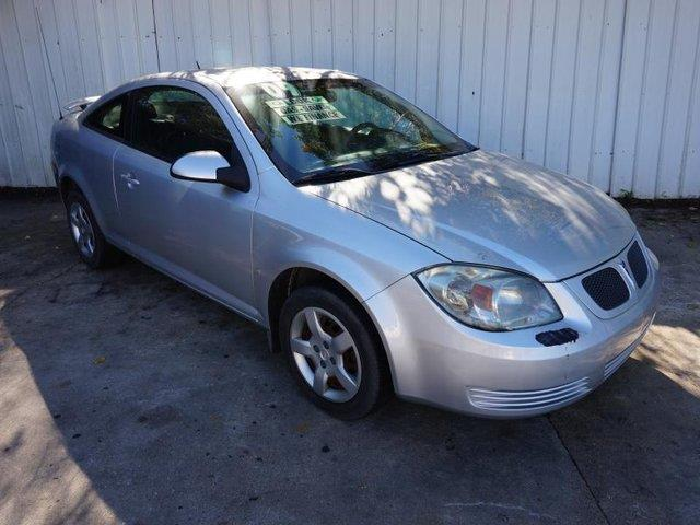 2009 PONTIAC G5 BASE 2DR COUPE silver passenger air bag onoff switchfront head air bagacfron
