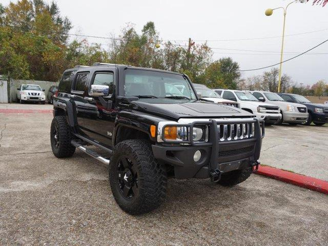 2007 HUMMER H3 4WD black rear reading lampsauto-dimming rearview mirrorvariable speed intermitt
