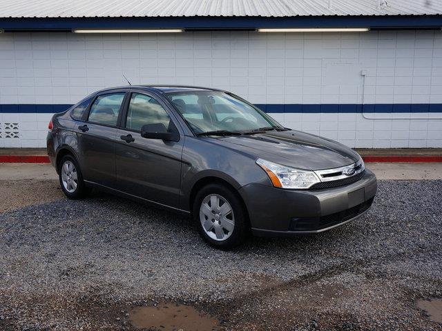 2010 FORD FOCUS S 4DR SEDAN sterling gray metallic tires - front all-seasonpass-through rear sea
