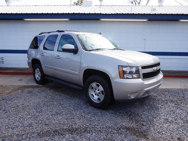2007 CHEVROLET TAHOE LT 4WD gold mist metallic leather seatsheated driver seatpassenger air bag